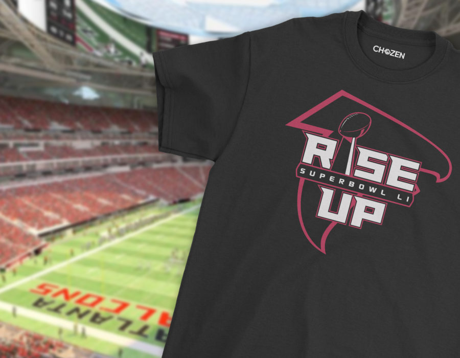 Rise Up Super Bowl 51 Shirt
