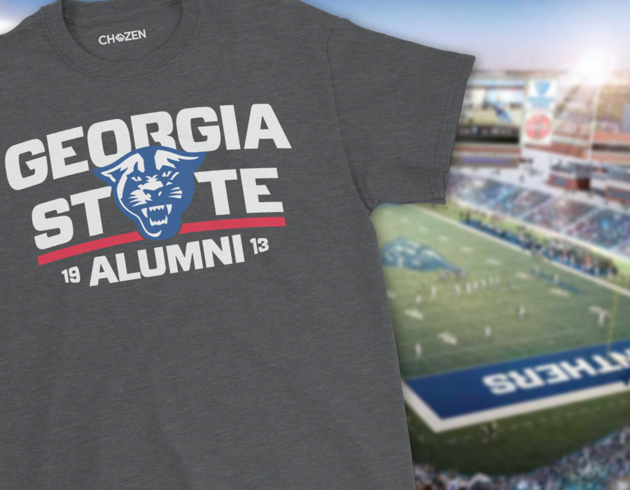 Georgia State University Almuni Shirt